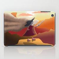hero iPad Cases featuring Hero by Loezelot