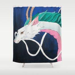 River Spirit Shower Curtain