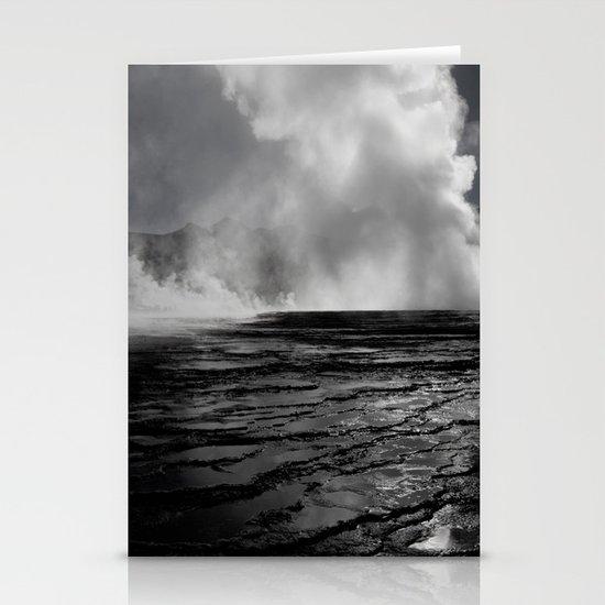Tatio Geysers / Atacama  Stationery Cards