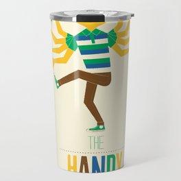 The Handy Creative Travel Mug
