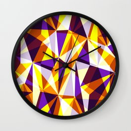 ∆ IV Wall Clock