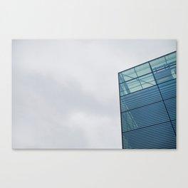 Sky Interrupted Canvas Print