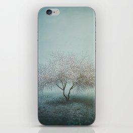 Blurred Hope iPhone Skin