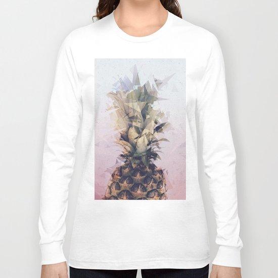 Defragmented Pineapple Long Sleeve T-shirt
