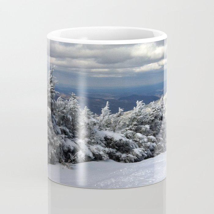 Skiing in Vermont Coffee Mug
