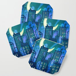 This City is Full of Ghosts (I) Coaster