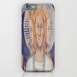ANTONIO DA ATRI- Trinity With Three Faces iPhone Case