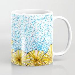 Cantharellus noumeae coral Coffee Mug