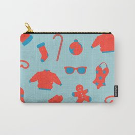Happy Sunny Holidays Carry-All Pouch