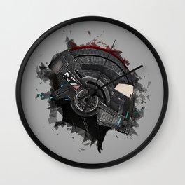 Beloved Helmet Wall Clock