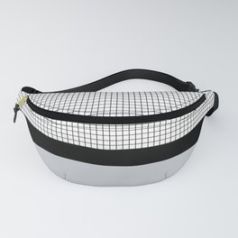 Grid 2 Fanny Pack