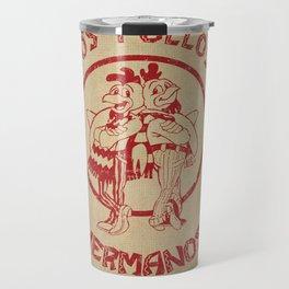Los Pollos Hermanos vintage ( Breaking Bad ) Travel Mug