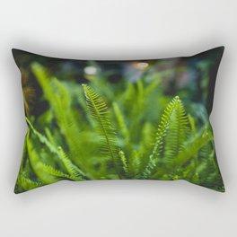 Greens Things. Rectangular Pillow