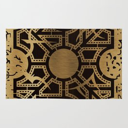 Lament Configuration Side D Rug
