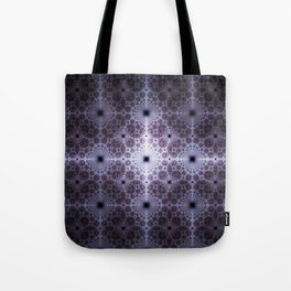 Tile Flooring on Mount Olympus Tote Bag