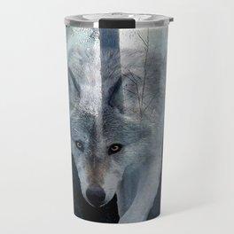 The Gathering - Wolf and Eagle Travel Mug