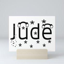 Jude Mini Art Print