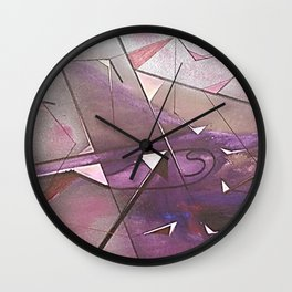 EL CRISTAL CONCLAVE Wall Clock
