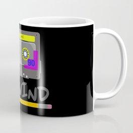 Rewind Coffee Mug