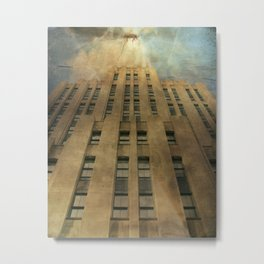 Brawn Metal Print