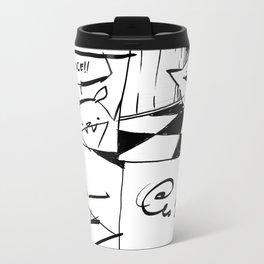 minima - IA - nuce Metal Travel Mug