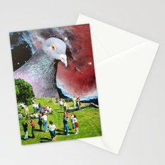 Pigeon People Stationery Cards