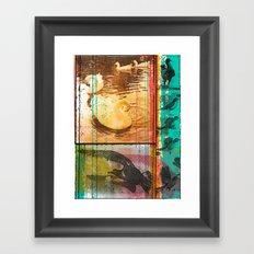 Birdwatchng Framed Art Print