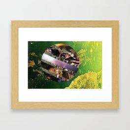 Passadeira Framed Art Print