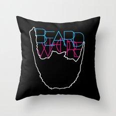 Beard Whore [ver.1] Throw Pillow