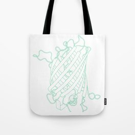 GFP (green) Tote Bag