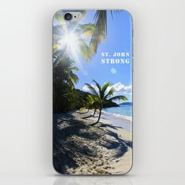 St. John Strong iPhone Skin