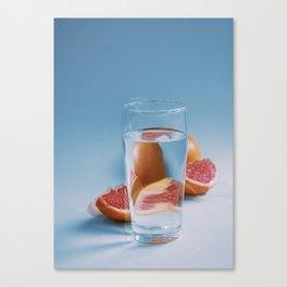 Blood Orange Canvas Print