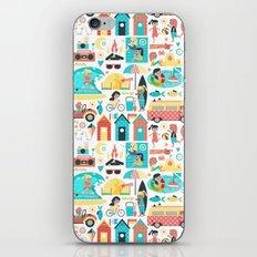 Surfer Girls iPhone & iPod Skin