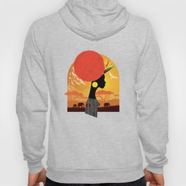 The Cradle of Civilization Hoody