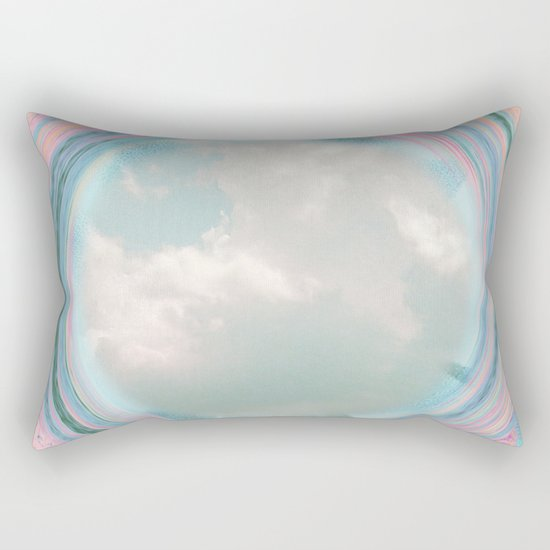 Kiss The Sky Rectangular Pillow