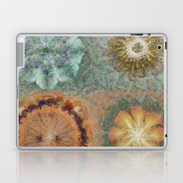 Unmorosely Rhythm Flower  ID:16165-030413-53640 Laptop & iPad Skin