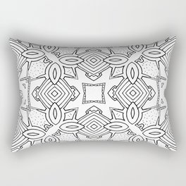 outback lines Rectangular Pillow