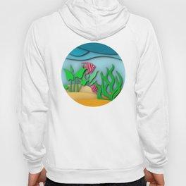 Tropical Fish Hoody