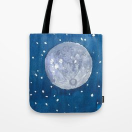 Dark Moon Tote Bag