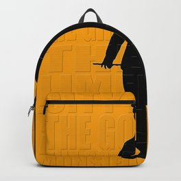 Graphic Chaplin Backpack