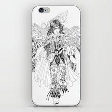 Eagle Hunter iPhone & iPod Skin