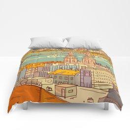 Budapest digital 2. Comforters