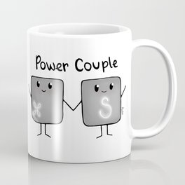 Power Couple Coffee Mug