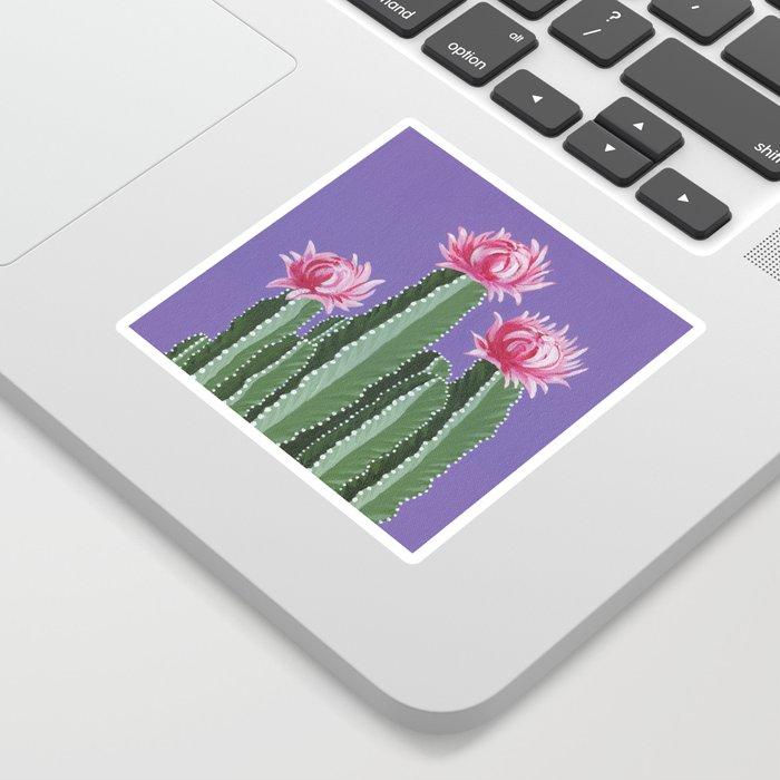 Violet With Envy Sticker