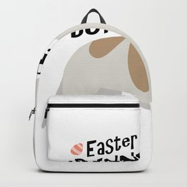 Chihuahua Easter Funny for Boys Girls Love Dog Puppy Backpack