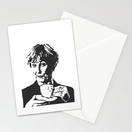 Mrs Hudson Stationery Cards
