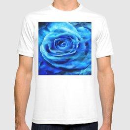 Blue Rose T-shirt