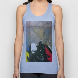 howl out Unisex Tank Top