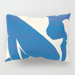 Blue Nude #1- Henri Matisse Pillow Sham
