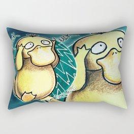 54 - Psyduck Rectangular Pillow